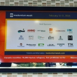 So proud to be a Gold Sponsor at Modernism Weekhellip