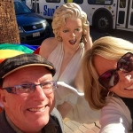 Robert and Julie take Palm Springs by storm! plantscapers palmspringshellip