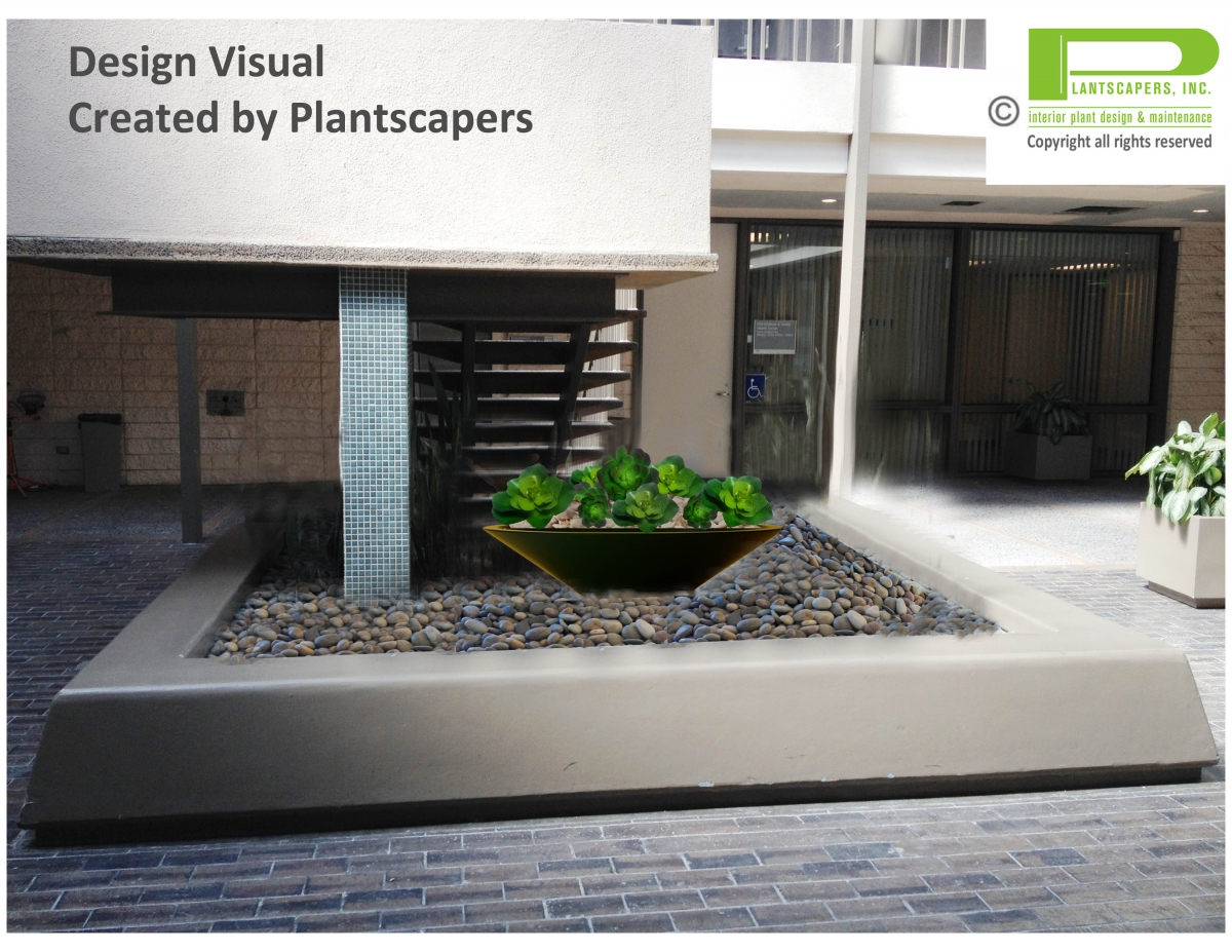 Plantscapers Utilizes Photo Imagining Presentations for Stunning Before And After Renderings