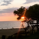 Magnificent sunset in Kona Hawaii Getting ready for a fabuloushellip