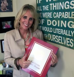 Julie Farrow Women of Influence Award