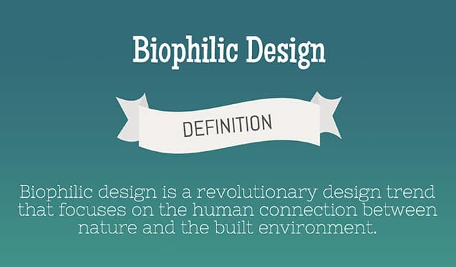 Biophilic Design Is Defined Plantscapers