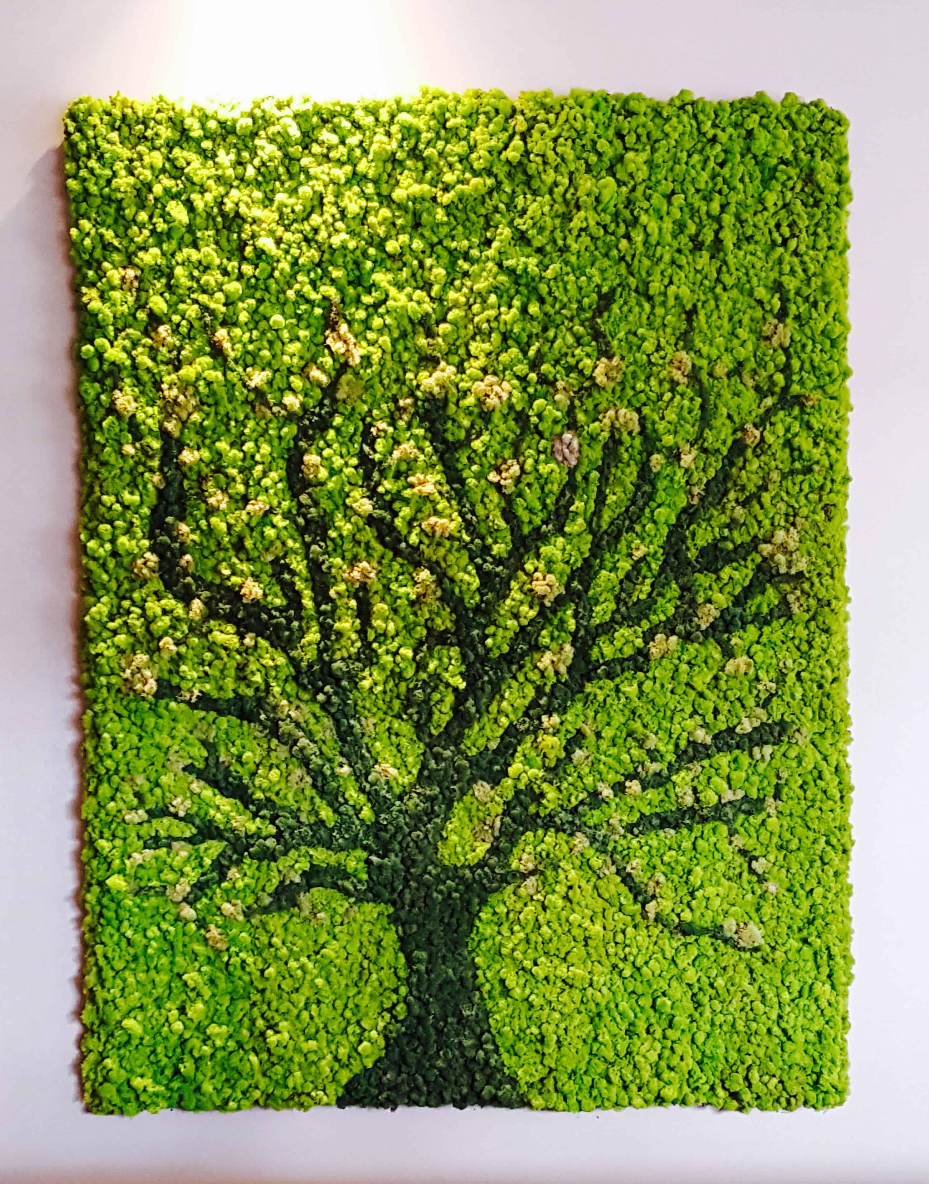 Bon Custom Moss Wall