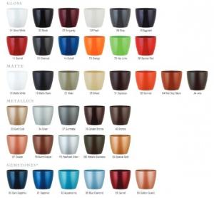 phoenix containers colors